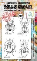 Aall & Create: Crawling Creatures #402 - leimasinsetti