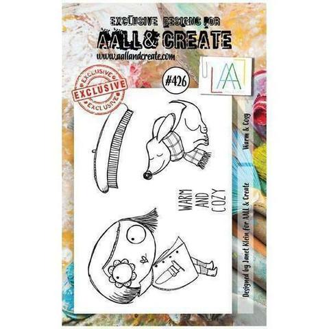 Aall & Create: Warm & Cosy #426 - leimasinsetti