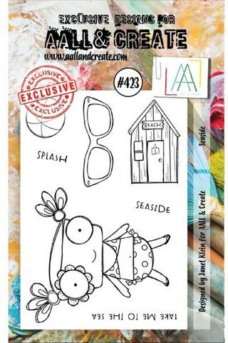 Aall & Create: Seaside #423 - leimasinsetti