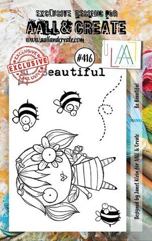 Aall & Create: Be Beautiful #416- leimasinsetti
