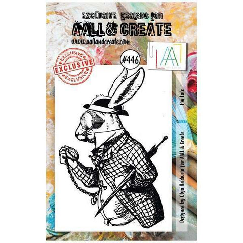 Aall & Create: I'm Late #446 - leimasinsetti