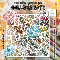 Aall & Create STENCIL Neurons #104 - sabluuna