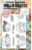 Aall & Create: Head Starts #412  - leimasinsetti
