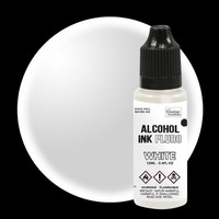 Couture Creations Alcohol Ink 12 ml :  Fluro White - alkoholimuste