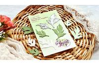 Agiart: Camomilla Leaves  -stanssisetti