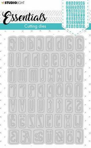 Studio Light Alphabet Essentials #357  - stanssisetti