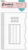 Studio Light Planner Essentials: Grunge #348  - stanssisetti