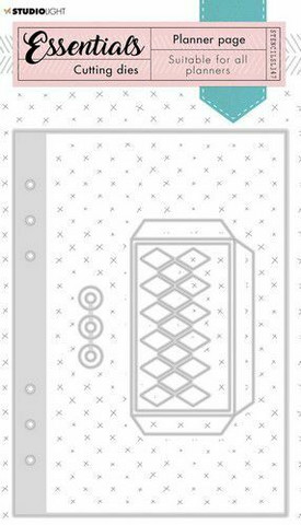 Studio Light Planner Essentials: Rectangle #347  - stanssisetti