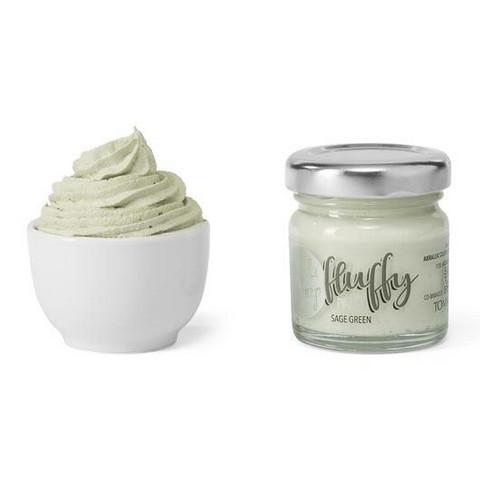 Modascrap Fluffy Paste : Sage Green 30 ml