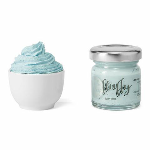 Modascrap Fluffy Paste : Baby Blue 30 ml