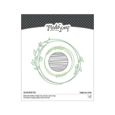 Modascrap: Deco Circles- stanssisetti