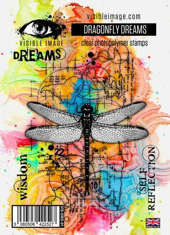 Visible Image: Dragonfly Dreams  -leimasinsetti