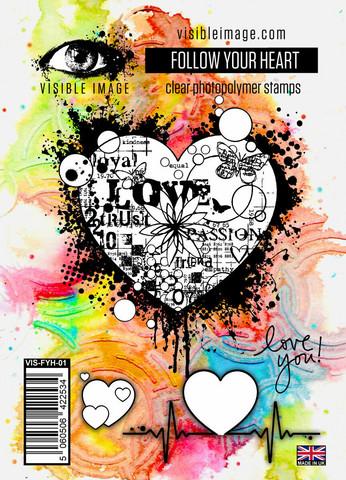 Visible Image: Follow Your Heart -leimasinsetti