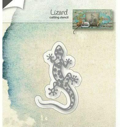 Joy Crafts: Lizard  -stanssi