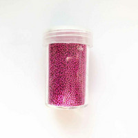Caviar Beads: Fuchsia 0,8 - 1 mm/ 22 g