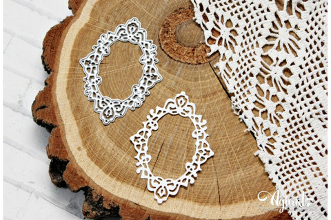 Agiart: Small Openwork Frame -stanssi