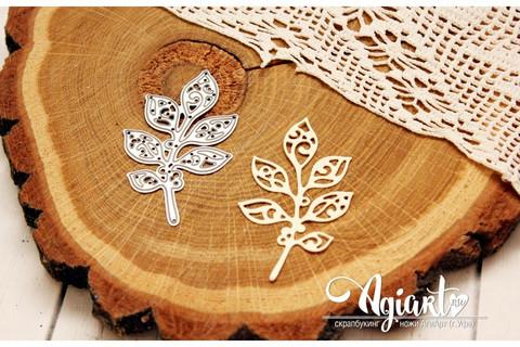 Agiart: Magnolia Sprig -stanssi