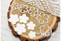 Agiart: Flower Set #5 -stanssisetti