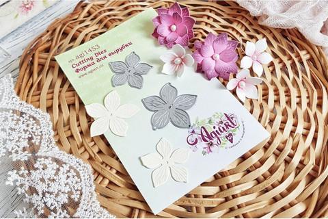Agiart: Flower Set #12 -stanssisetti