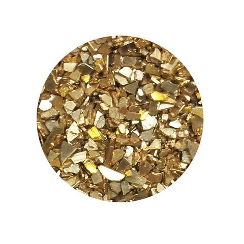 Stamperia Glamour Sparkles 40g : Gold - glittermurske