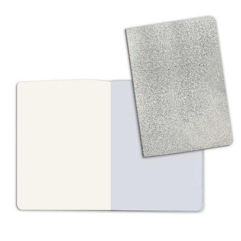 Stamperia: Silver Stone Paper Cover A5  - vihko