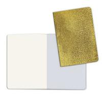 Stamperia: Gold Stone Paper Cover A5  - vihko
