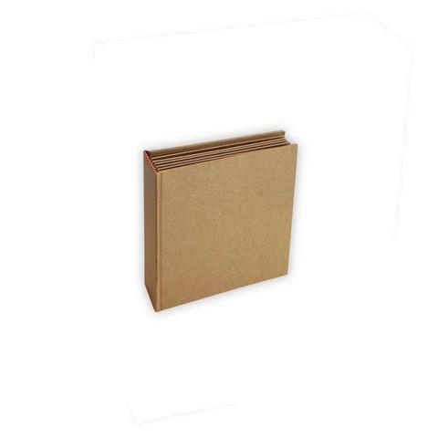 Stamperia Cardboard Album 16 x 16 cm -  albumipohja