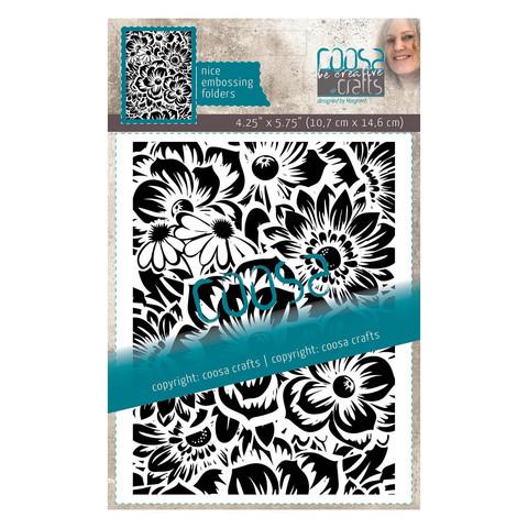 Coosa Crafts: Bloom - kohokuviointikansio
