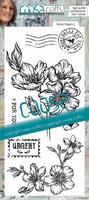 Coosa Crafts: Postal Flowers 2 - leimasinsetti