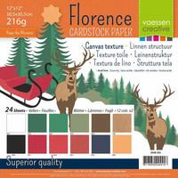 Florence: Christmas 12x12 (30,5 x 30,5 cm) -kartonkipakkaus