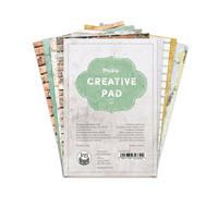 P13 : Creative Pad - Wall A6 - paperikokoelma