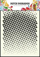 Dutch Duubadoo: Faded Dots A5 -sabluuna
