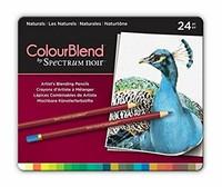 Spectrum Noir: Colourblend - Naturals - puuvärikynäpakkaus