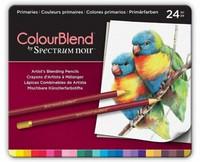 Spectrum Noir: Colourblend - Primaries - puuvärikynäpakkaus