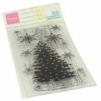 MD: Christmas Tree - leimasin