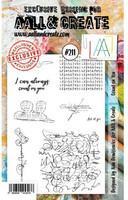 Aall & Create: Count On You #211  - leimasinsetti