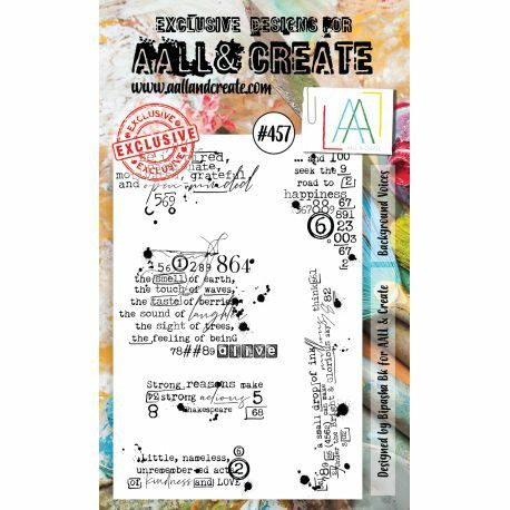 Aall & Create: Background Voices #457  - leimasinsetti