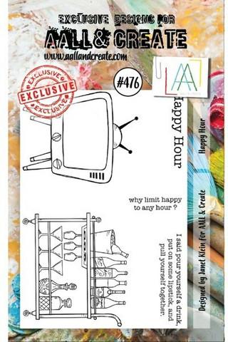 Aall & Create: Happy Hour #476 - leimasinsetti
