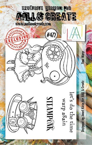 Aall & Create: Time Warp #472 - leimasinsetti