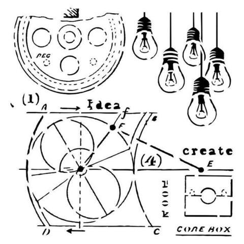 13arts: Idea 6 x 6 -sabluuna