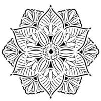 13arts: Spring Doily  6 x 6 -sabluuna