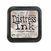 Distress Ink: Pumice Stone -mustetyyny