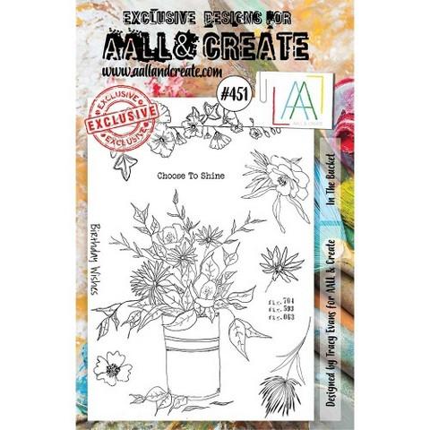 Aall & Create : In The Bucket #451 - leimasinsetti