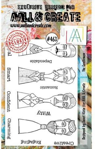 Aall & Create: The Gentlemen #463  - leimasinsetti