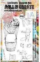 Aall & Create: Up Up Away #463  - leimasinsetti