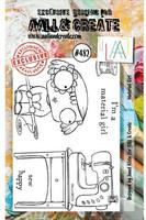 Aall & Create: Material Girl #482 - leimasinsetti