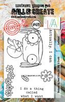 Aall & Create: Confident  #479 - leimasinsetti