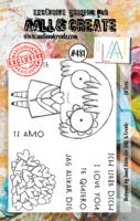 Aall & Create: Lil Love #481 - leimasinsetti