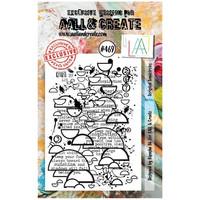 Aall & Create: Scripted Semicircles #469 - leimasinsetti