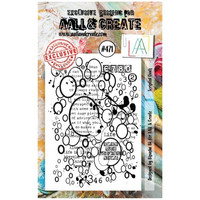 Aall & Create: Scripted Ovals #471 - leimasinsetti